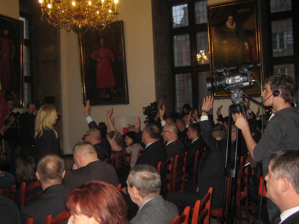 Inauguracyjna sesja RM list 2014 023